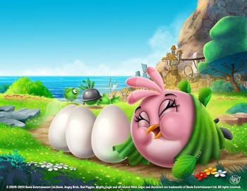 angry birds illustrations