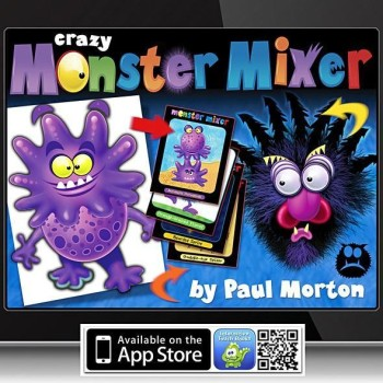 Monster Mixer Picture Book App.