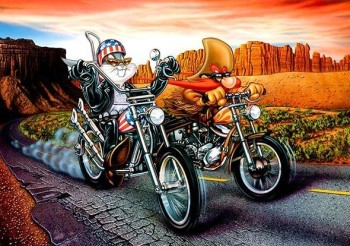 Warner Bros. Easy Rider
