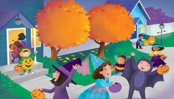 It's Halloween, Lil Pumpkin