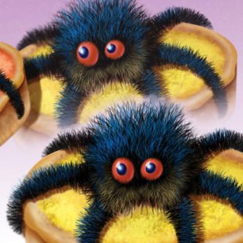 Horrible ABC-Tangy Tarantula Tarts