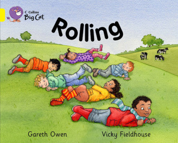 Rolling, HarperCollins Big Cat