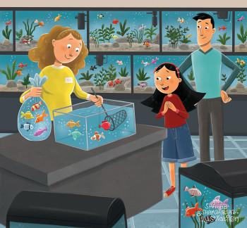 Pet wish-Fishtanks and Fish