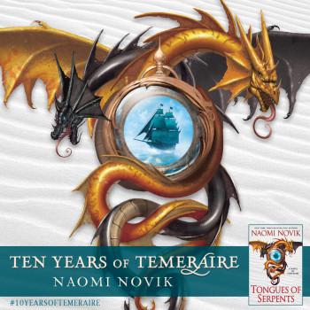 Temeraire Anniversary