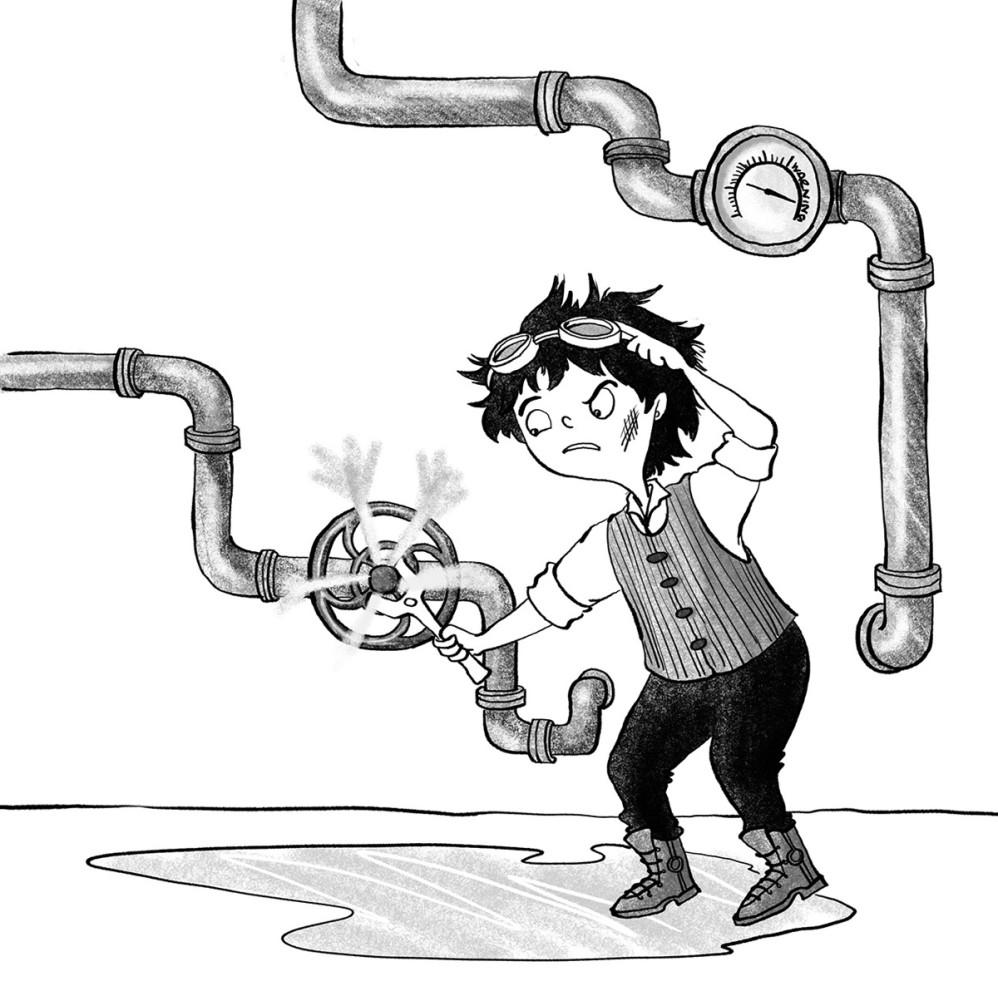 Leak!