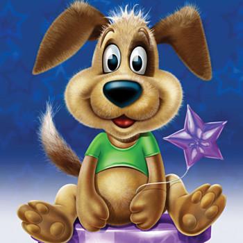 Magic dog
