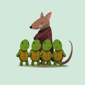 Raising Turtles