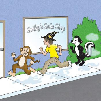 Running From Skunk