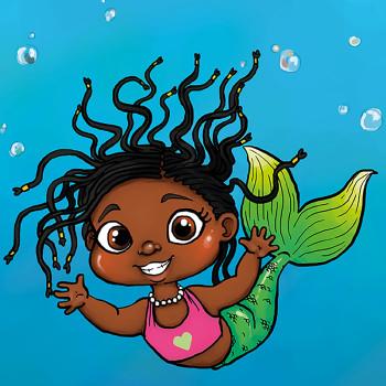 Binky the Mermaid