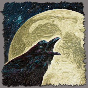 Raven Steals the Light