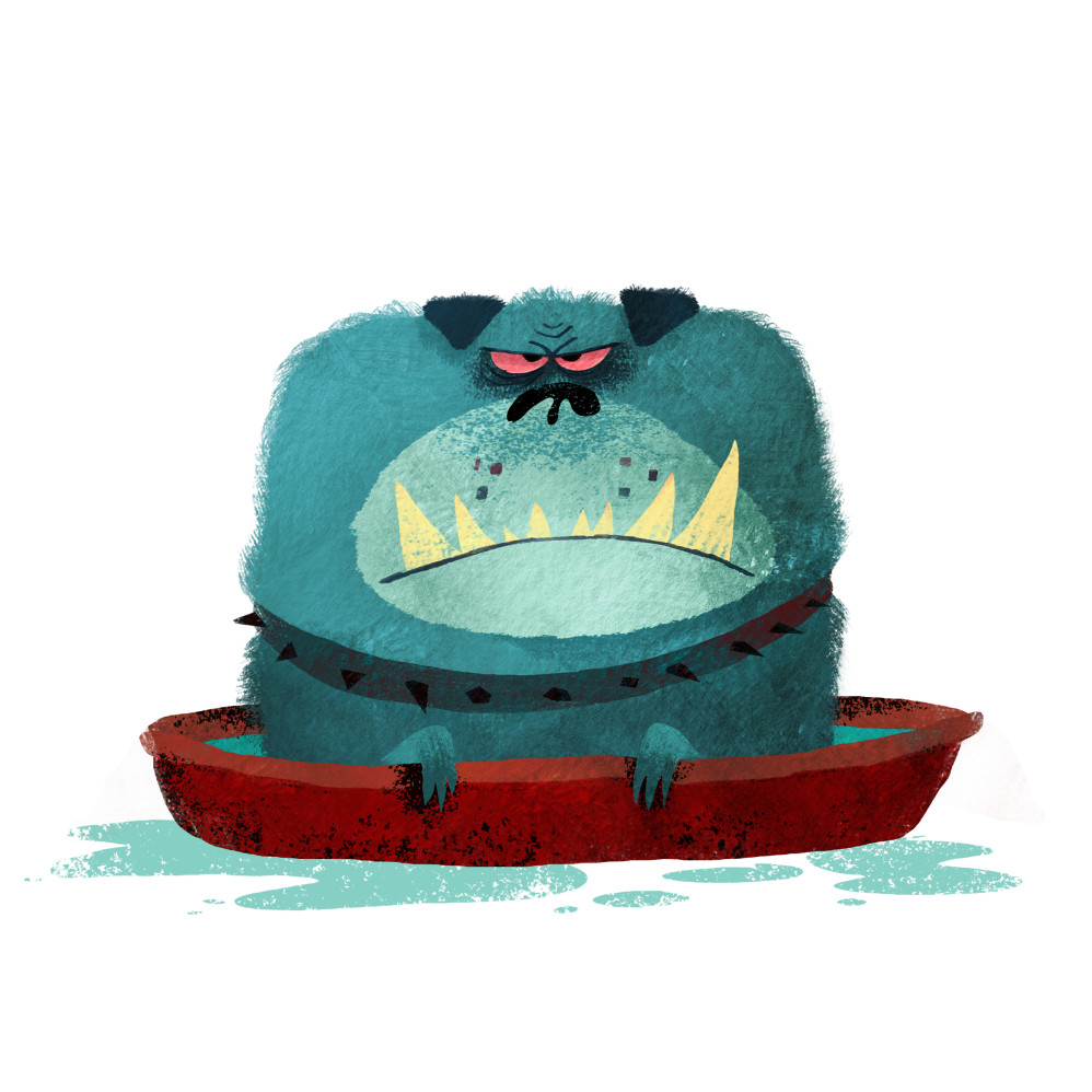 Mr. Grumps
