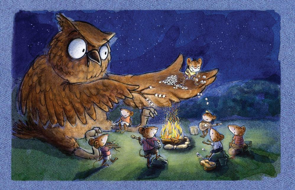 Campfire Surprise part 3