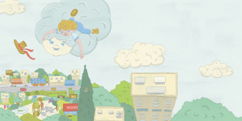The Boy and the Cloud