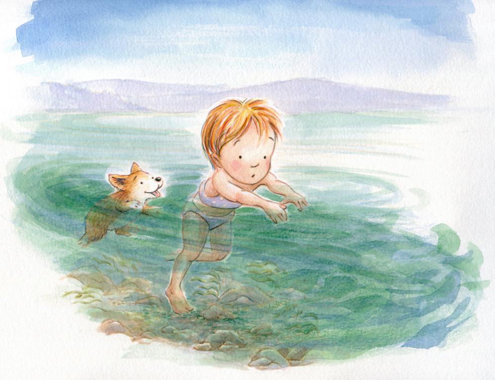 Swim test