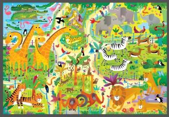 Usborne Zoo Jigsaw