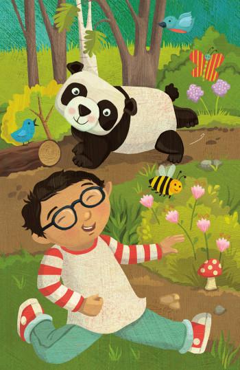Scholastic –Panda Story