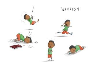 Winston character study