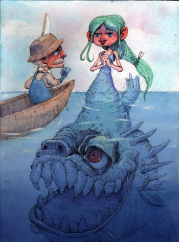 Mermaid Deception