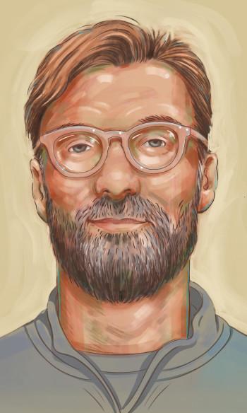 Jurgen Klopp Portrait