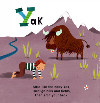 Yak Yoga