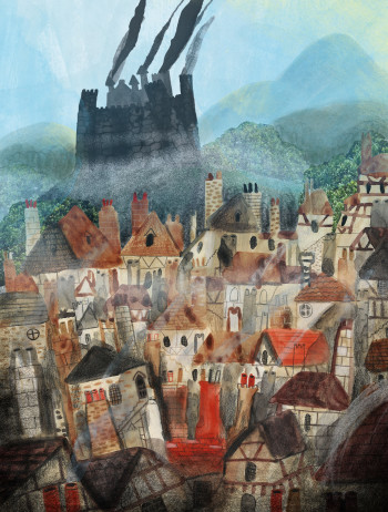 Howls Moving Castle 1 (Folio Society)