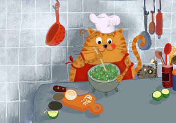 Guacamole Cat