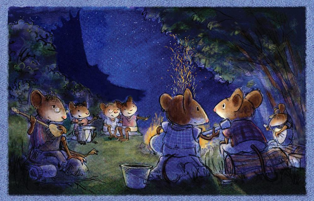 Campfire Surprise part 1
