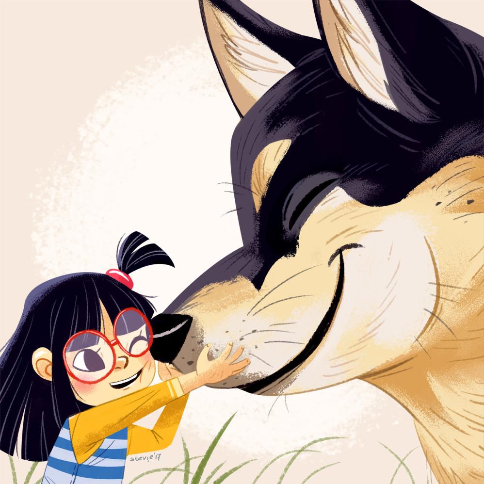 Giant Doggie