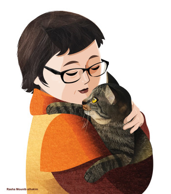 yumi&cat