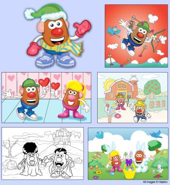 Picture Books / Coloring Books