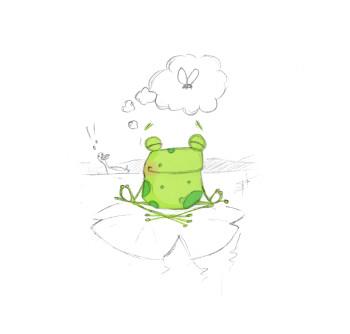 Little Frog (Yogi Star)