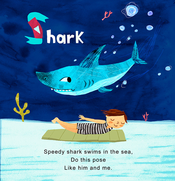 Shark Yoga