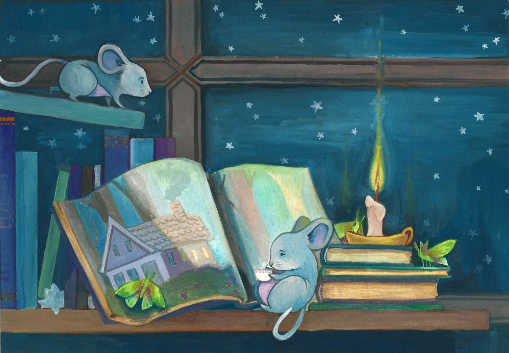 Moonlight Mouse