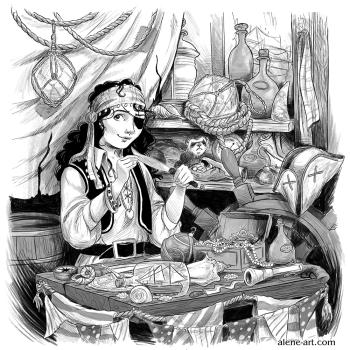 Pirate Stall