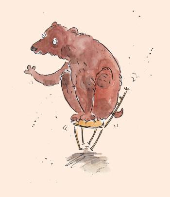 BBC Bitesize - Bear on a chair