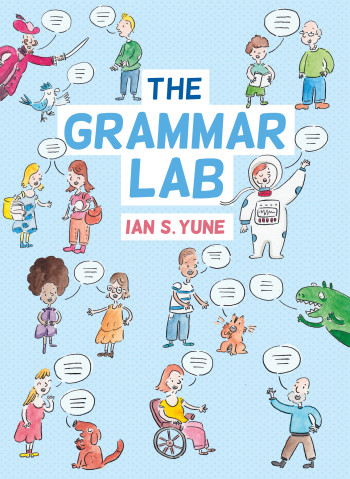 The Grammar Lab - Front Cover Illustration