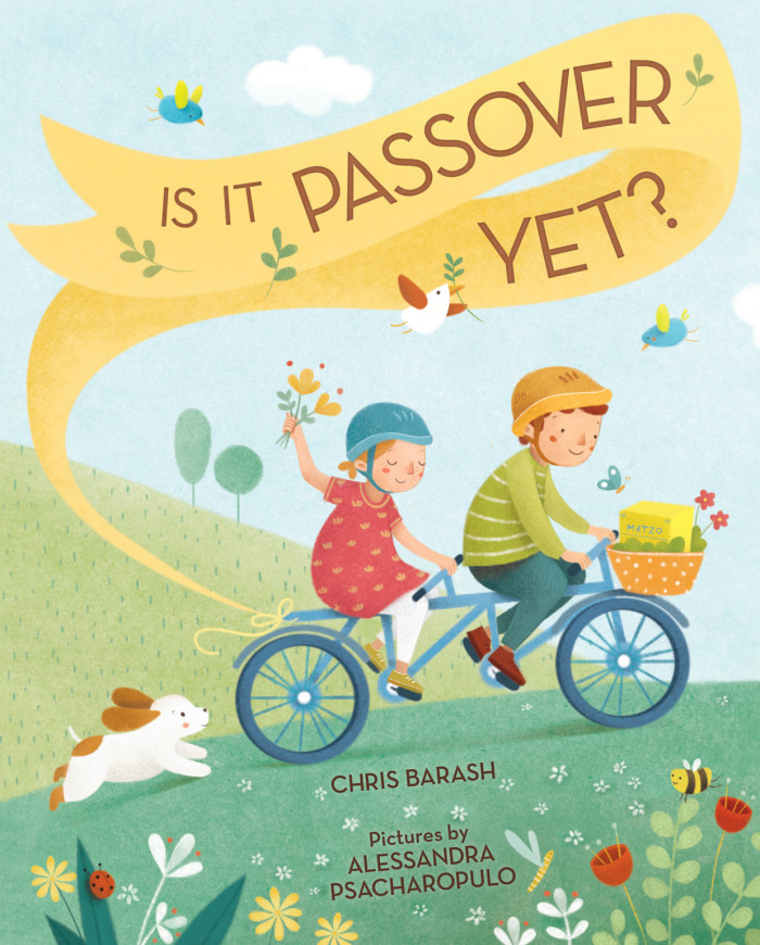 Is it Passover Yet?
