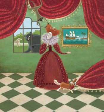Elisabeth R and Animals