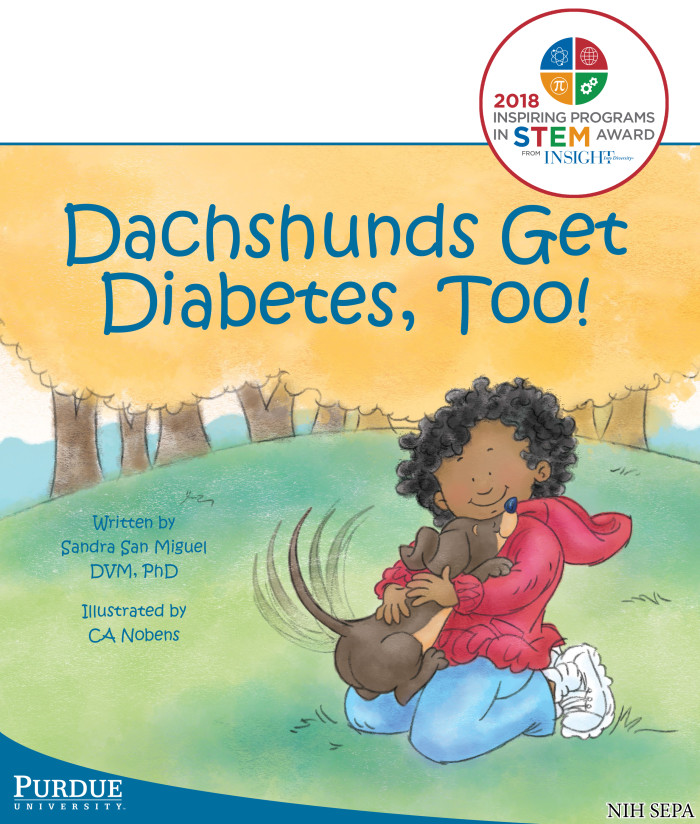Dachshunds Get Diabetes Too Cover