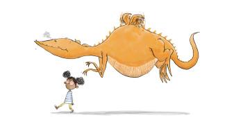 Girl and Dragon 2