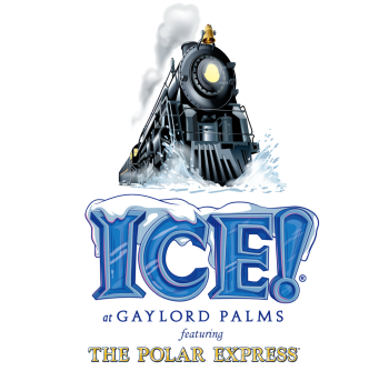 ICE!® Polar Express Train