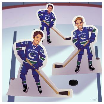 Canucks hockey