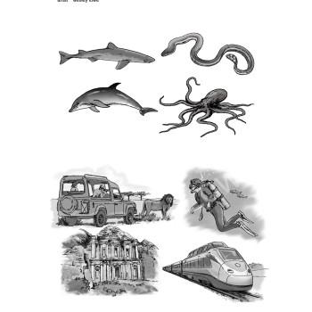 educational artwork