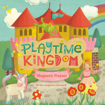Playtime Kingdom magnetic playset