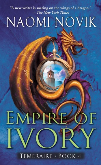 Temeraire, Empire of Ivory