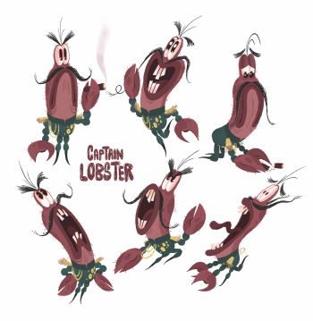 Captain Lobster