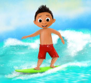 Fun on waves