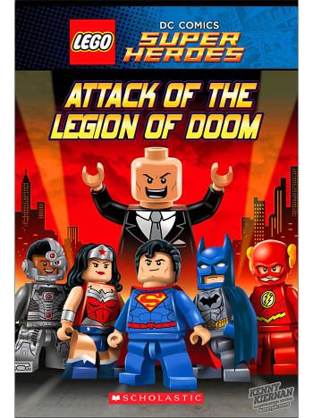 Lego DC Superheroes: The Legion of Doom!