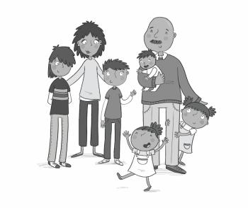 Milo's family