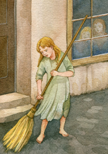 Les Miserables, Cosette